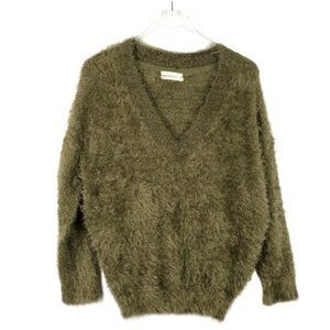 Urban Outfitters Oversized Fuzzy Sweater Size XS